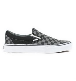 VANS Slip-On Black/Pewter Checkerboard