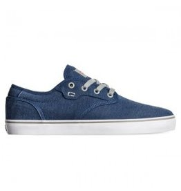 GLOBE Motley Blue Canvas/Grey
