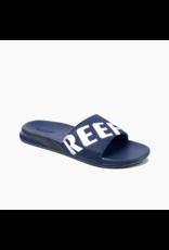 REEF REEF Reef One Slide Navy/White