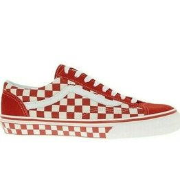 VANS Style 36 (Checkerboard) Racing Red