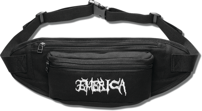 EMERICA EMERICA French Fanny Pack Black