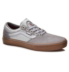 VANS Crockett PRO (Chambray) Grey/Gum