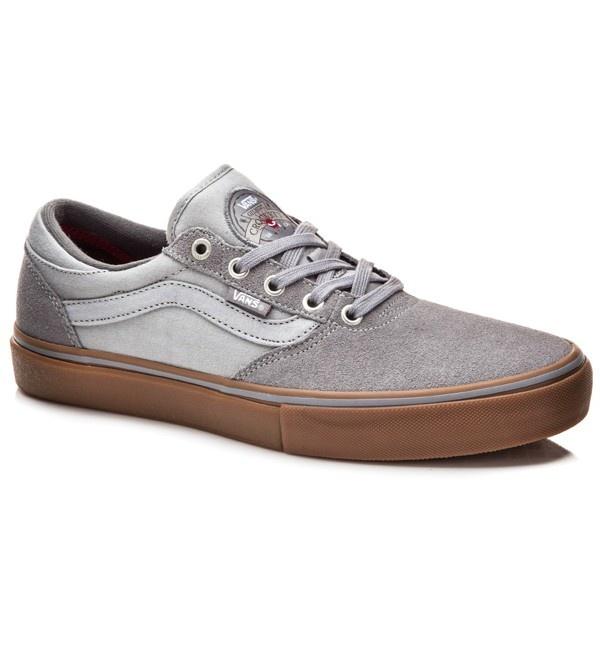 VANS VANS Crockett PRO (Chambray) Grey/Gum
