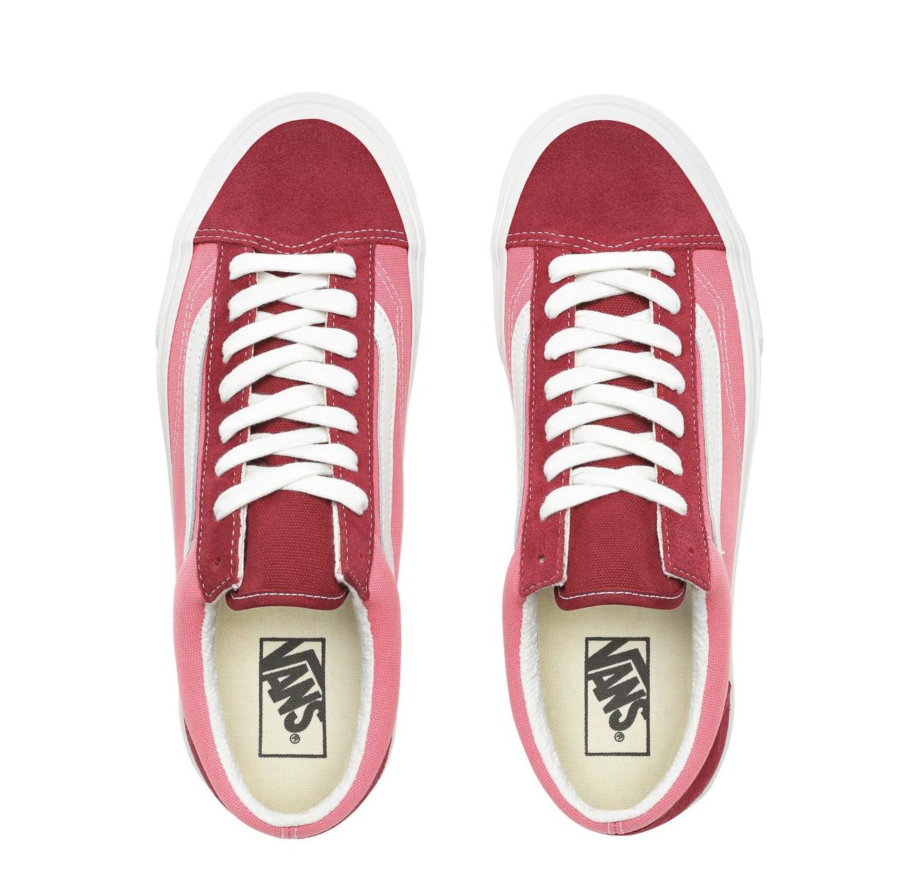 VANS VANS Style 36 (Vintage Sport) Rumba Red
