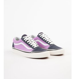 VANS Old Skool 36 DX (Anaheim Factory) OG Navy/OG Lilac