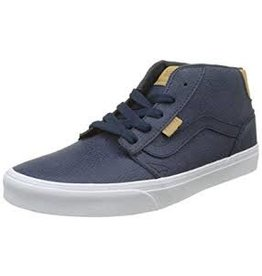 VANS Chapman Mid (H17 Leather) Dress Blues