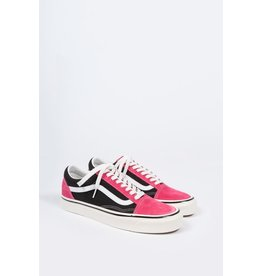 VANS Old Skool 36 DX (Anaheim Factory) OG Pink OG Black