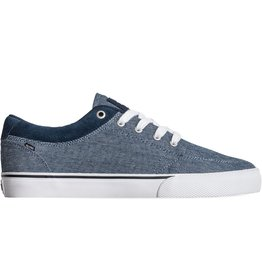 GLOBE GS Navy Chambray/White