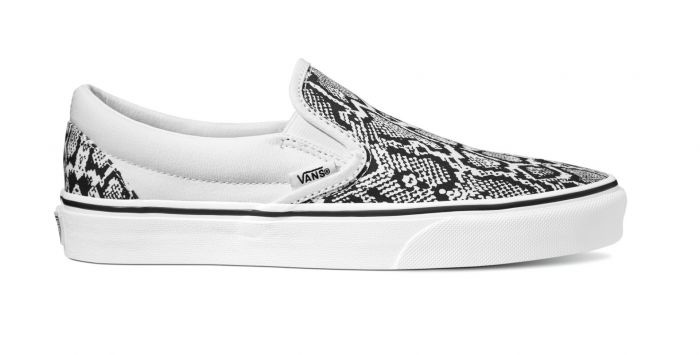 VANS VANS Slip-On (Python) White/True White