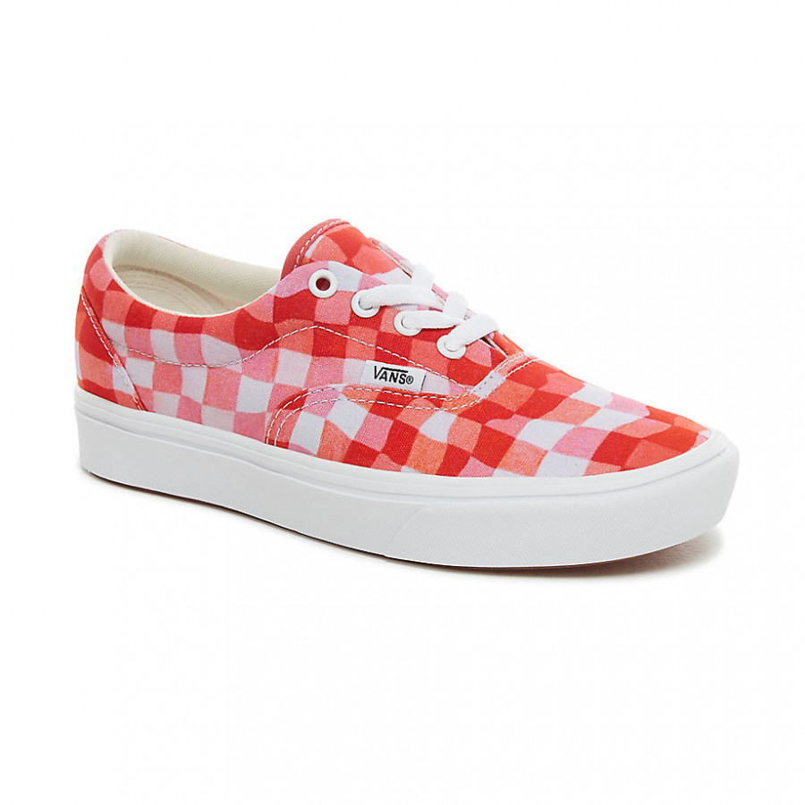 VANS VANS Era Comfycush (Ines) Checkerboard/True White