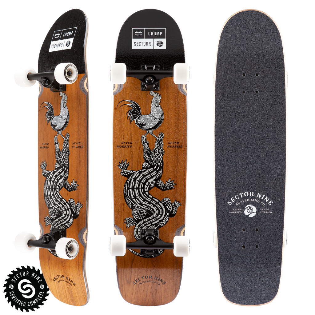 SECTOR9 Sector9 - ROOSTER SWEEPER Complete