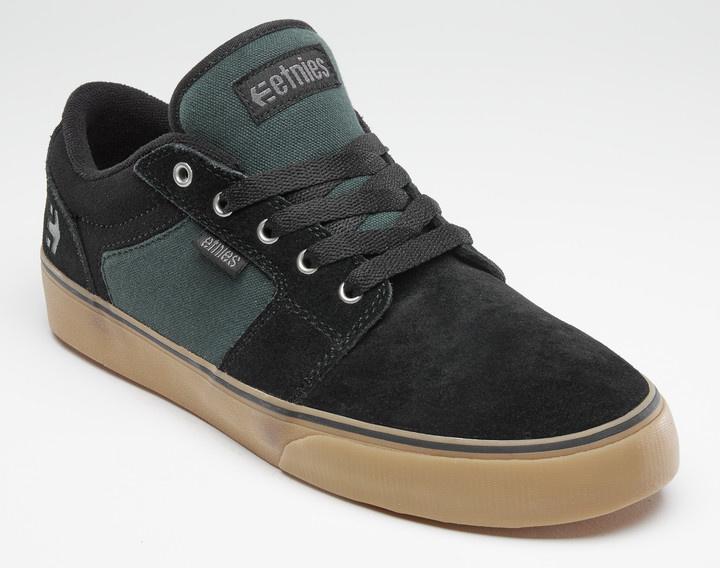 ETNIES ETNIES Barge LS Black/Green/Gum