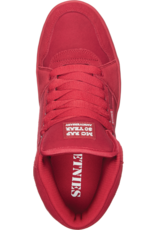 ETNIES ETNIES MC RAP HIGH RED/WHITE