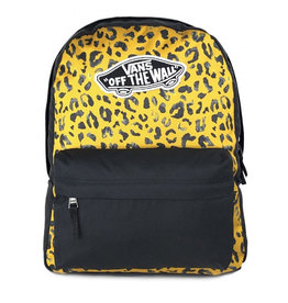 VANS REALM BACKPACK ARROWWOOD LEOPARD DAMES