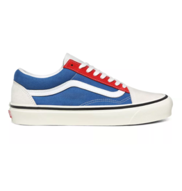 VANS (Anaheim Factory) Og White/Og Blue/Og Red