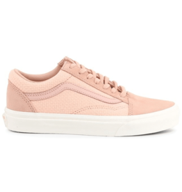 VANS Old Skool Woven Check Pink