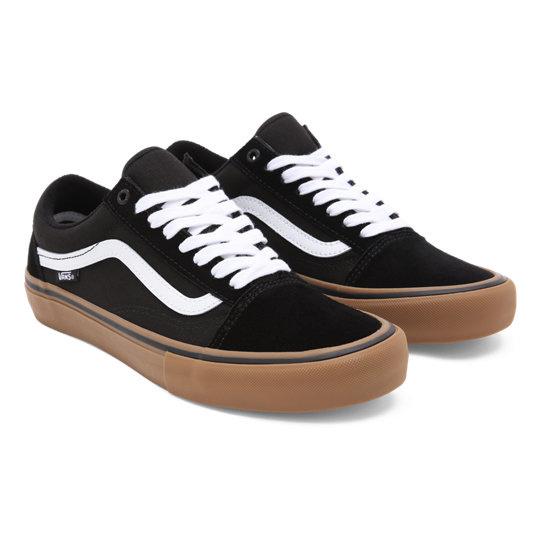 VANS MN Old Skool Pro Black/White/Medium Gum