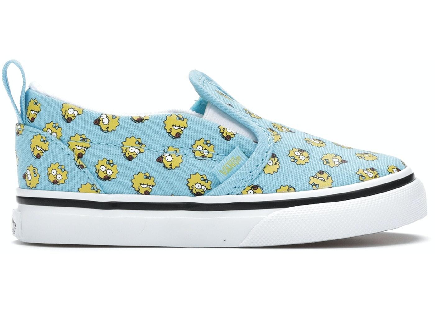 VANS TD Slip-On V (The Simpsons) Maggie