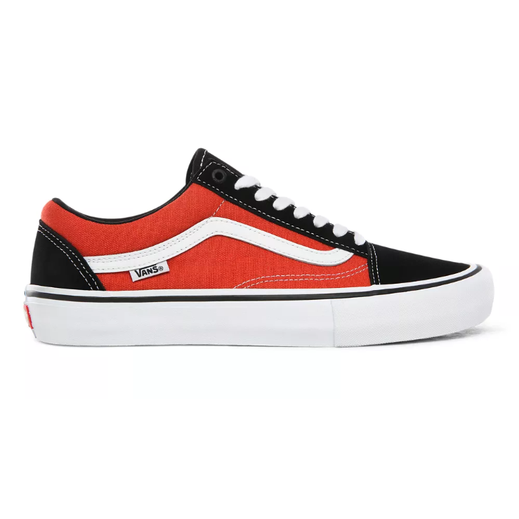 VANS MN Old Skool Pro Black/Orange