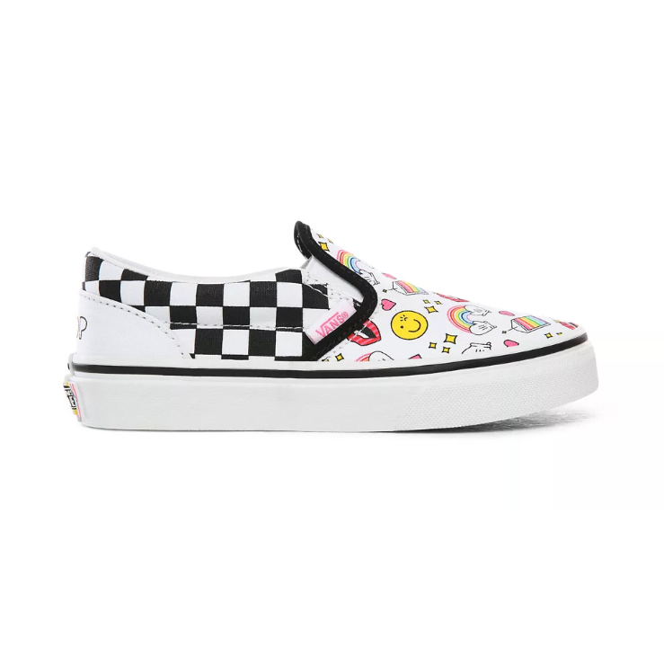 VANS UY Classic Slip-On (FLOUR SHOP)ICONSCHCKRBRD