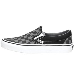 VANS UA Classic Slip-On (Checkerboard)black/pewter