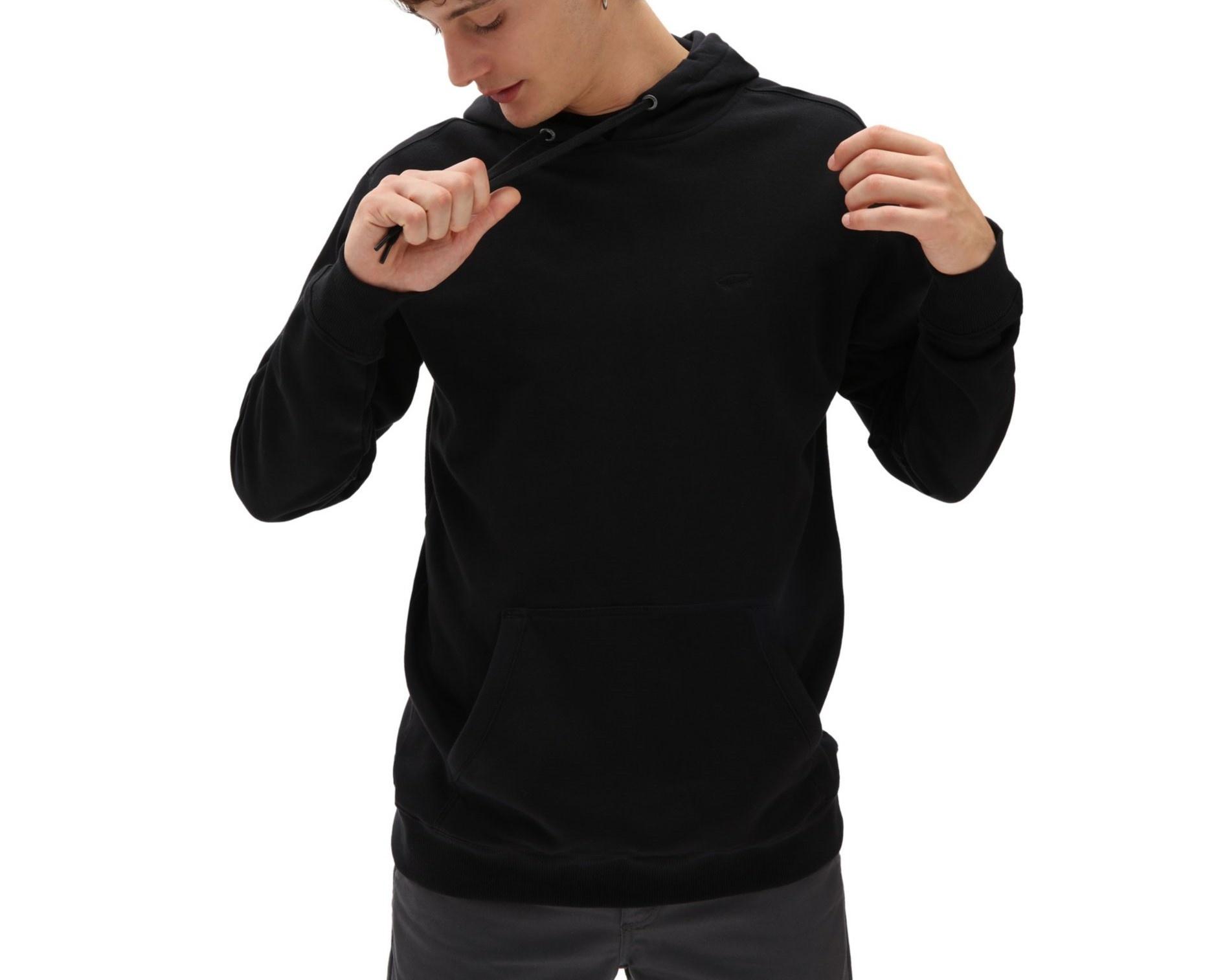 VANS Skate Pullover Hoodie Black