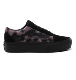 VANS Old Skool Platform Pink/Black