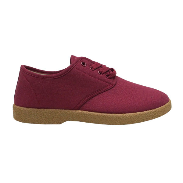 The wino canvas schoen Oxblood