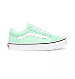 VANS Old Skool Green Ash/True White