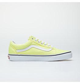 VANS Old Skool (Neon) Lemon/True White
