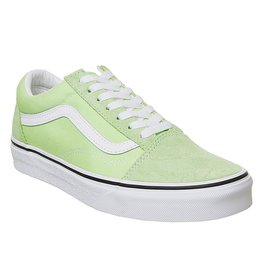 VANS Old Skool Sharp green/True White