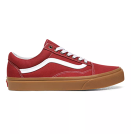 VANS Old Skool Gum Rosewood/True White