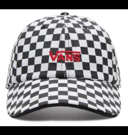 VANS Vans High Standard Hat Black/White - Checkerboard