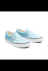 VANS Vans CHECKERBOARD CLASSIC SLIP-ON blue