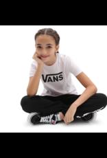 VANS Vans GIRLS FLYING V CREW T-SHIRT Orchid