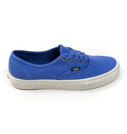 VANS Authentic (Overwashed) Nautical Blue/True White
