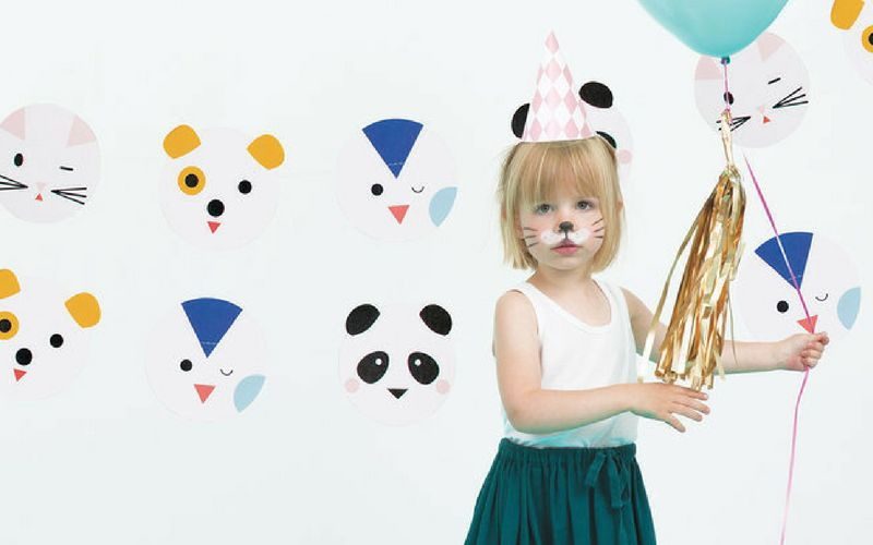Nieuw: Mini Animals feestartikelen van My Little Day