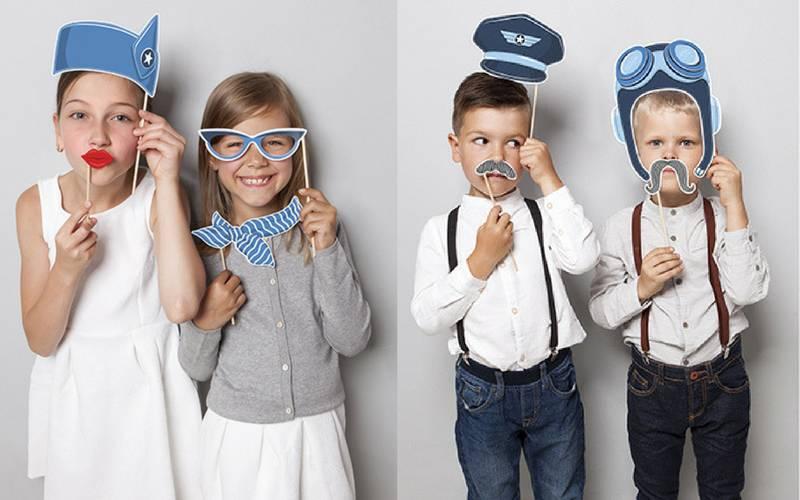 Vijf leuke kinderfeestje-thema's voor jongens en meisjes