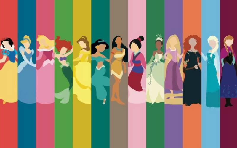 Kleurenschema's en andere tips voor een DIY Disney prinses feestje