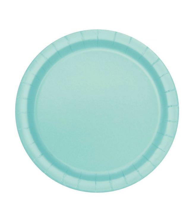 Unique Mint Borden - 16 stuks - 23 cm