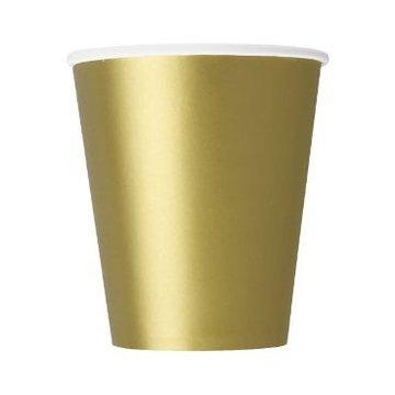 Unique Gouden Bekers - 14 stuks