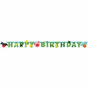 Amscan Boerderij Fun Slinger Happy Birthday