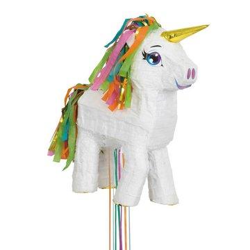 Unique Eenhoorn 3D Piñata - pull piñata - 39 x 43 cm