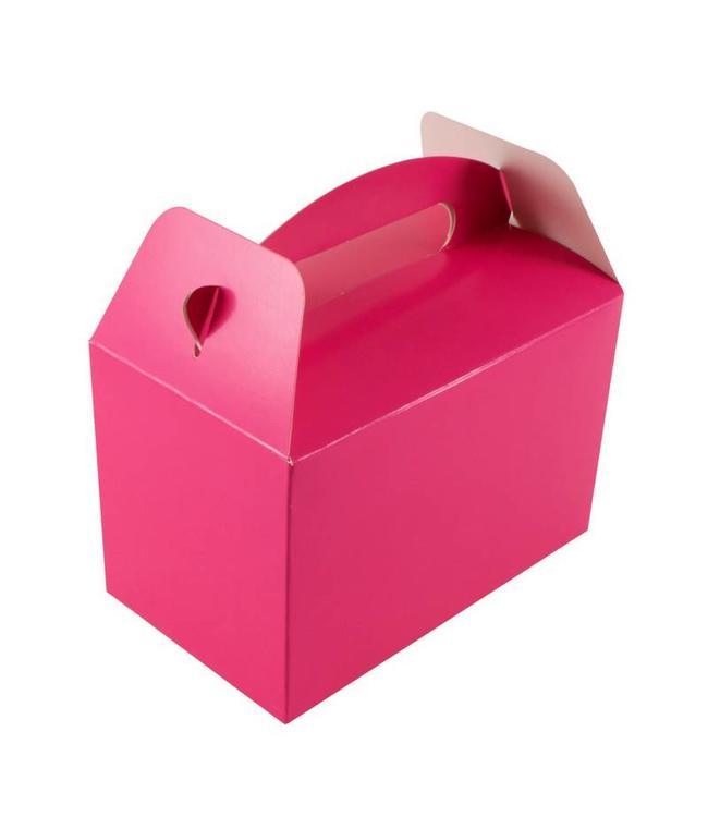 Oaktree Traktatiedoosjes Roze - 6 stuks