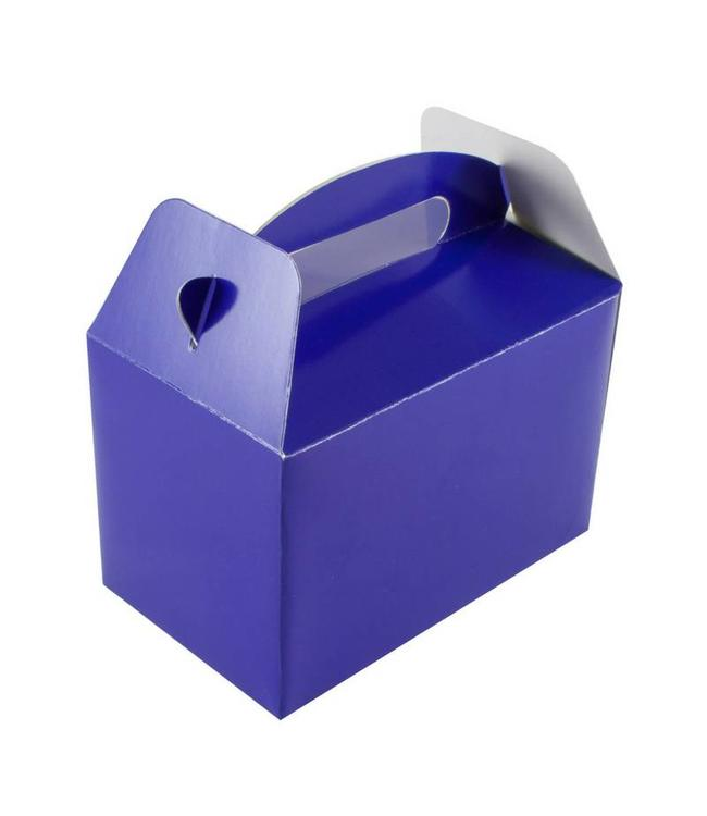 Oaktree Traktatiedoosjes Blauw - 6 stuks