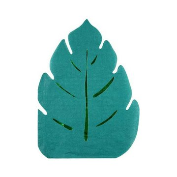 Meri Meri Palmboom bladen servetten - 16 stuks