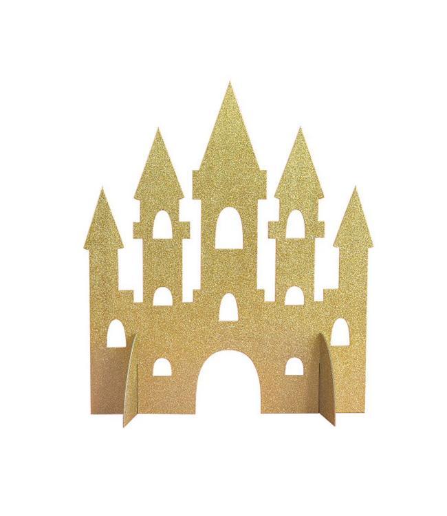 Unique Magical Princess Centerpiece Kasteel - per stuk