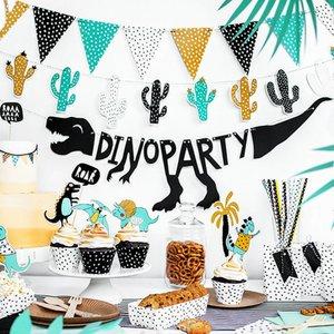 8d7184a8a7c Dinosaurus feestartikelen voor een dino feestje - Hieppp