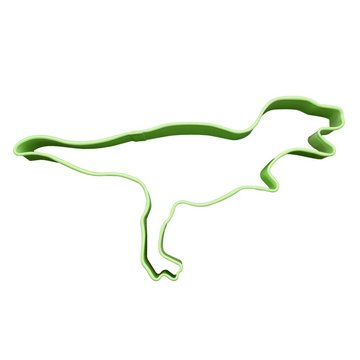 Creative Party Cookie Cutter (Uitsteker) Dinosaurus Tyrannosaurus - per stuk