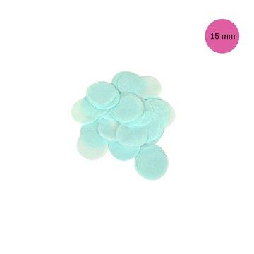 Oaktree Lichtblauwe Tissue Confetti - per zak - 14 gr